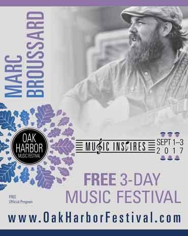 Oak Harbor Music Festival 2017