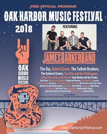 2018 Oak Harbor Music Festival