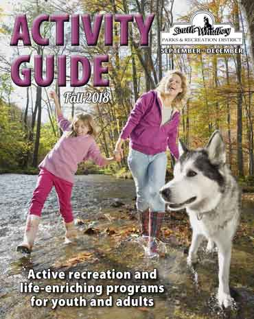 SW Parks & Rec Fall Activity Guide 2018