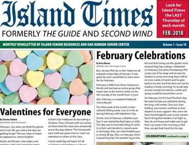 Island Times February 2018