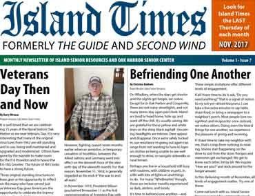 Island Times - November 2017