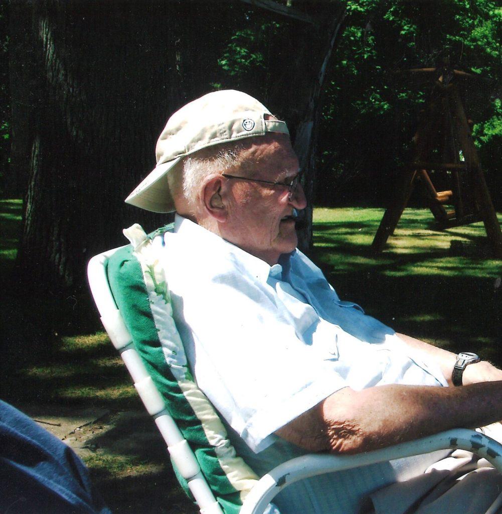 "Harold ""Harpy"" Niedfeldt"