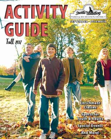 South Whidbey Parks & Rec Activity Guide-Fall 2017