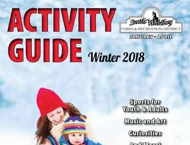 SW Parks & Rec Activity Guide - Winter 18