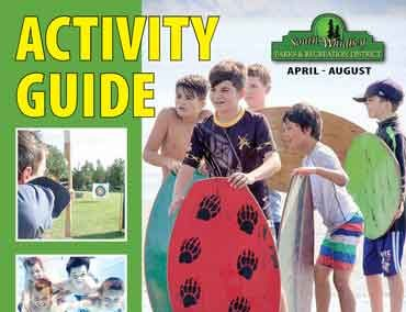 SWP&R Summer Activity Guide 2018