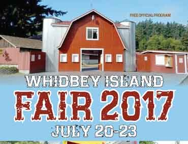 Whidbey Island Fair Program 2017