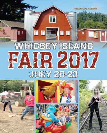 Whidbey Island Fair Program 2017