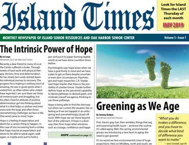 Island Times – May 2019